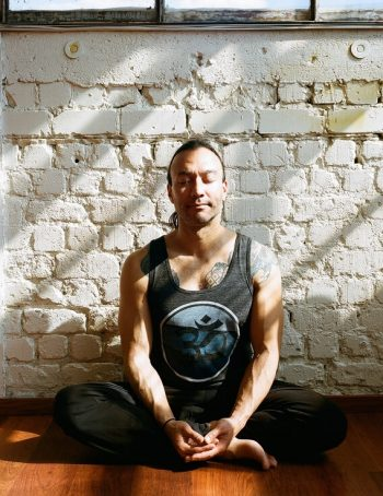 About Eddy Toyonaga yoga