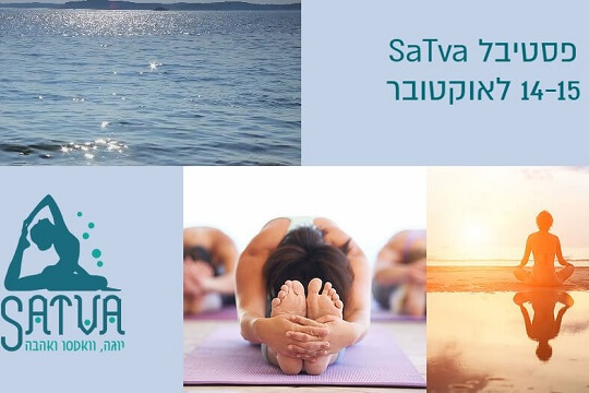 Satva festival with Eddy Toyonaga power yoga class
